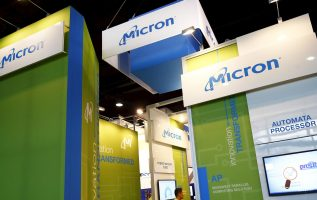 Credit Suisse says buy Micron shares because they're 'extremely cheap' 1