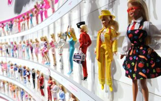 Mattel takes a page from Hasbro's playbook, launches film division 3