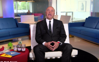 Mr. Wonderful doesn't sugarcoat anything with Wicked Good Cupcakes on 'Beyond the Tank' 2