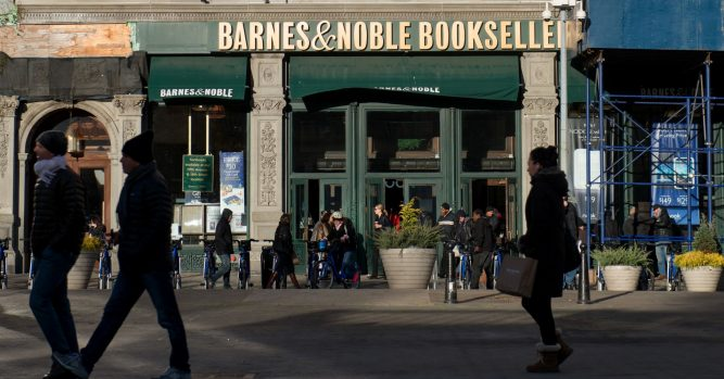 This holiday season could seal Barnes & Noble's fate 1