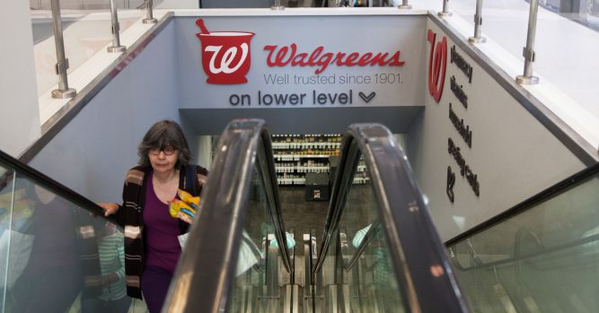 Walgreens and Humana are reportedly in talks to take mutual stakes 4