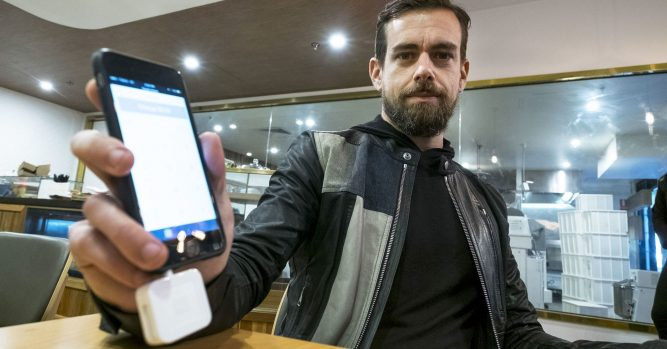Payments company Square drops 10 percent amidst a broader tech sell-off 8