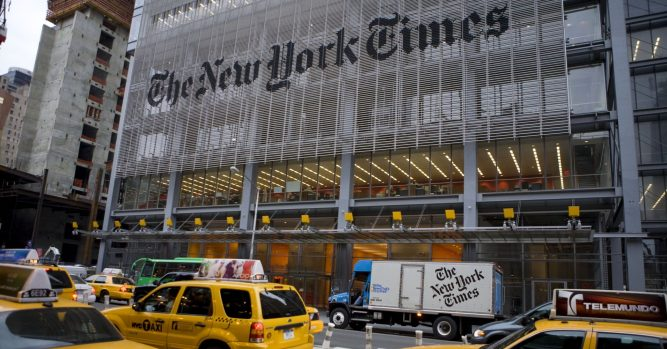 New York Times jumps on earnings beat 9