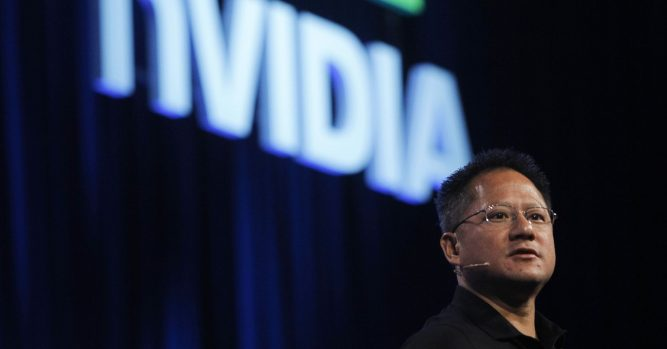 Nvidia continues to fall third-quarter revenue and guidance miss 10