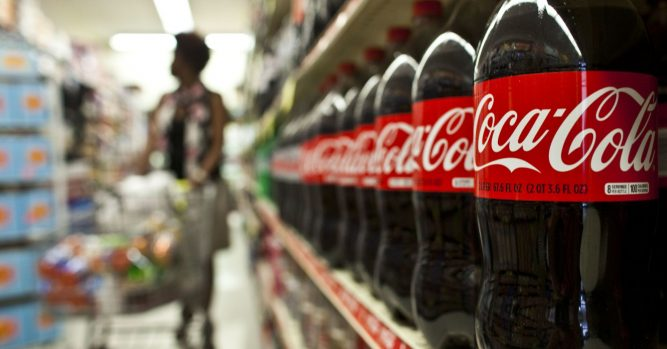 PepsiCo and Coca-Cola fight to keep sugary drinks from being taxed  6