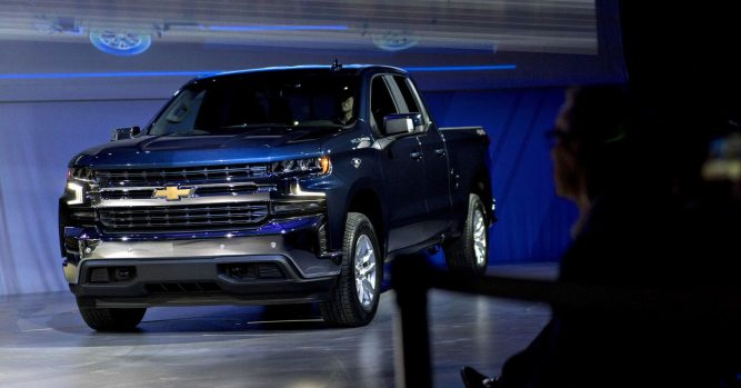 Luxury car owners trade up for US pickups as Ford, GM dominate market 5