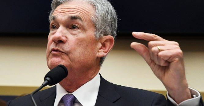 Fed Chairman Powell's view of immigration differs from Trump 2