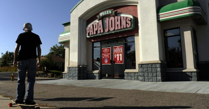 Papa John's to report 'terrible' earnings. That could hurt a sale 1