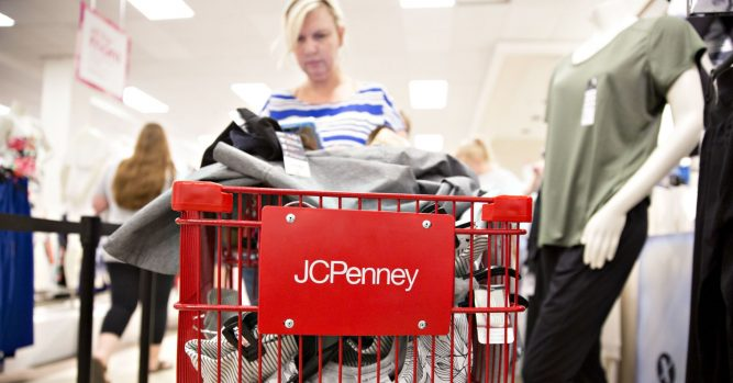 JC Penney shares dive as sales fall short despite narrower loss 8