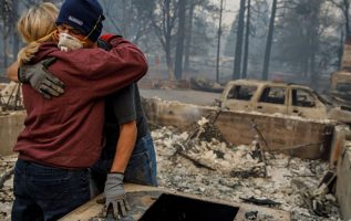 Photos of a town reduced to ashes by California's deadly Camp Fire 2