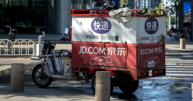 China's JD.com feels pressure as sales of big ticket items slow 6