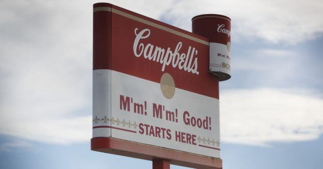 Campbell Soup earnings Q1 2019 2