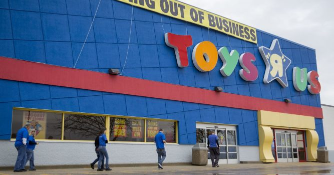 Bain and KKR establish a severance fund for Toys R Us workers 5