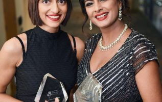 Double success for business women at Asian Chamber awards 2