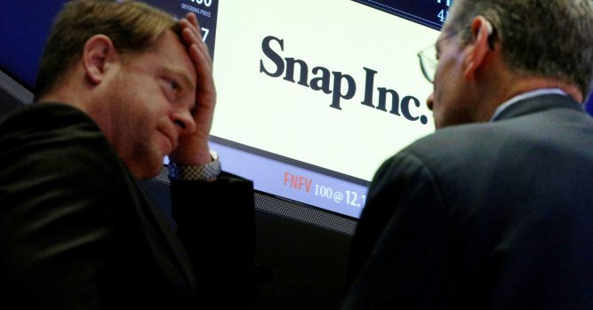 Snap's stock still isn't a bargain at $6, no reason to own it 2