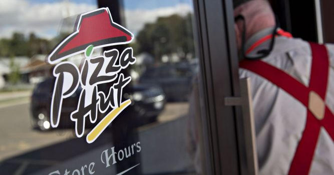 Pizza Hut execs 'dissatisfied' with growth, brand has 'a lot of work' 1