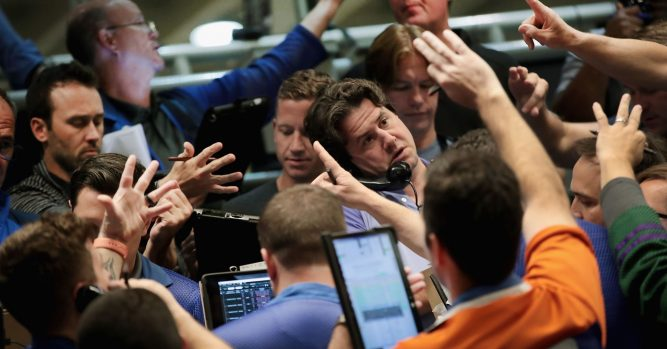 Stocks plunge may have been a too fearful reaction to trade, economic worries 7