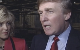 Watch Trump's casino company IPO in 1995…then file for bankruptcy 3