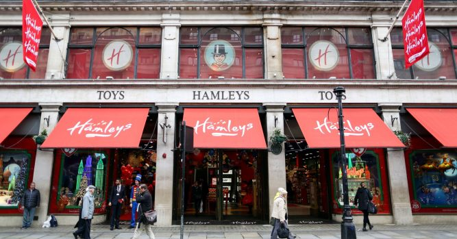 Toy retailer Hamley's could soon make its mark in the US in New York 5