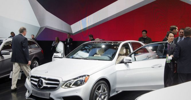 Detroit auto show isn't what it used to be as luxury automakers skip 6