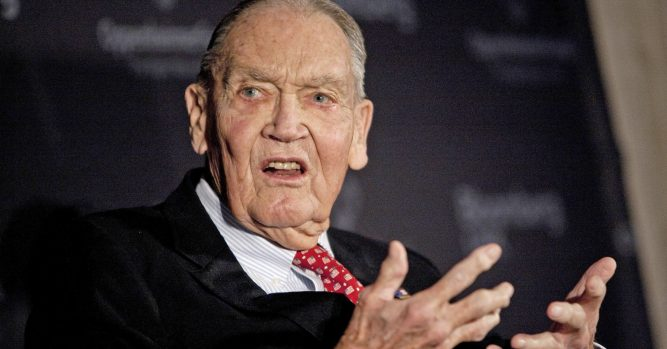 Wall Street reacts to the death of investing legend Jack Bogle 6