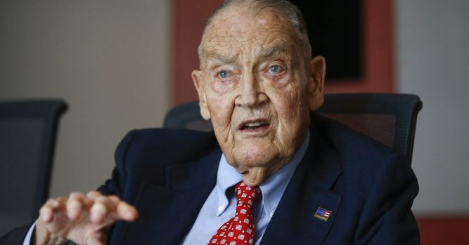 Bogle changed investing with index funds, but wasn't always happy about it 7