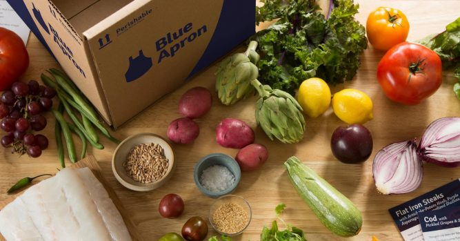 Blue Apron shares soar after company says it will be profitable 7