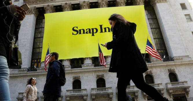 Snap shares rally after Citi upgrades stock, sees better ad revenues 5