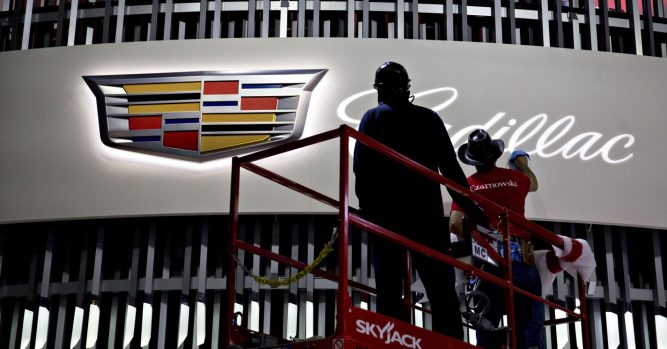 GM's Cadillac is said to plan to introduce EV in fight against Tesla 1