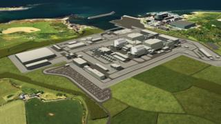 Wylfa Newydd: Hitachi to halt work on UK nuclear plant 1