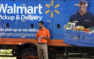 Walmart taps 4 more delivery companies including Roadie for groceries 2