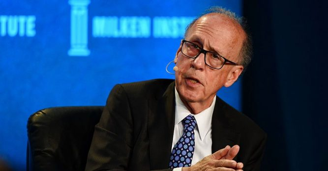 Apple's warning is probably 'canary in the coal mine:' Stephen Roach 3