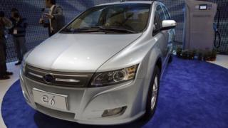 China powers up electric car market 6