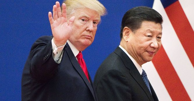 Stock market comeback is now in the hands of China-US trade talks 7