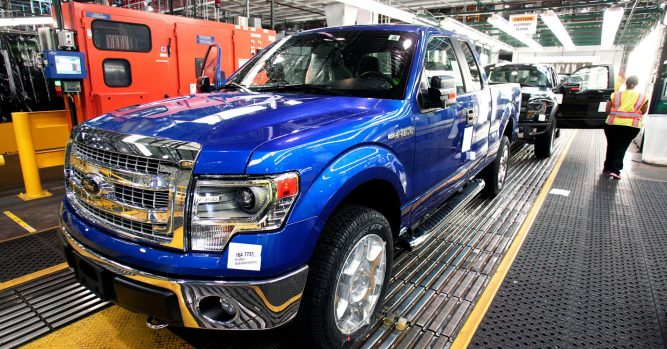 Ford forecasts weaker-than-expected fourth quarter profit 4