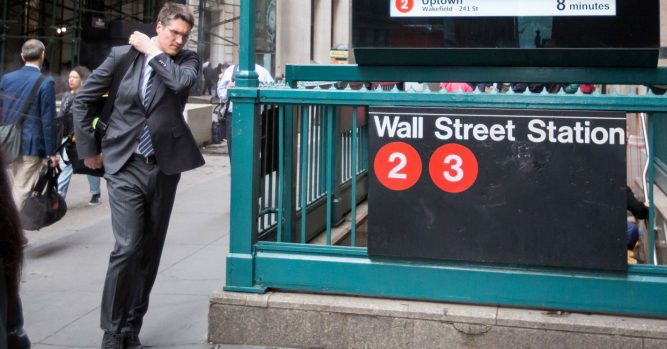 Charts suggest lower volatility, higher stock prices ahead 2