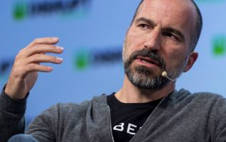 Uber wants to go public, but SoftBank is waiting for two board seats 3