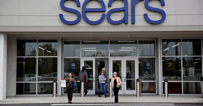 Eddie Lampert's bid for Sears may be short. May liquidate without fix 5