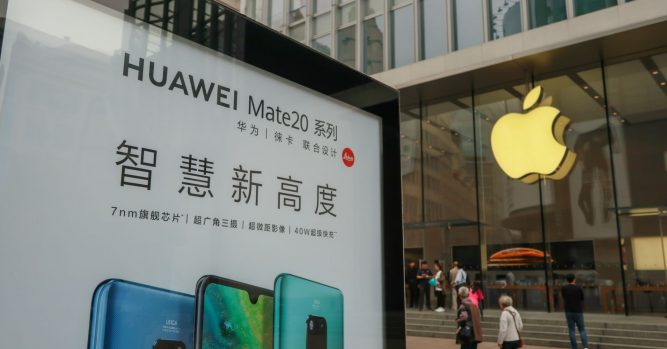 Apple's China business was under pressure even before the trade war 1