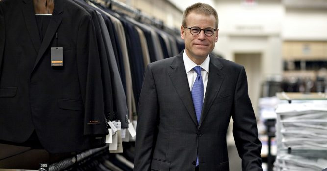 Blake Nordstrom, co-president of Nordstrom, has died at age 58 1