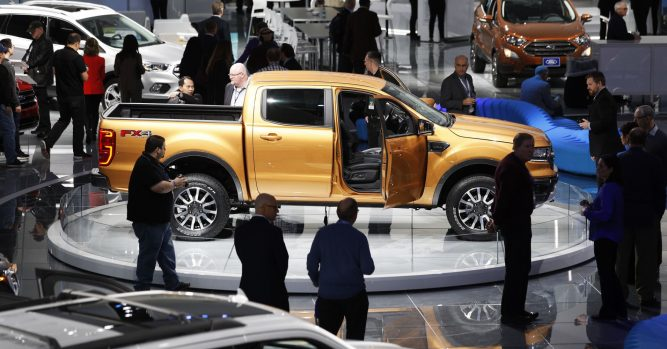 The winners and losers of the Detroit auto show 9