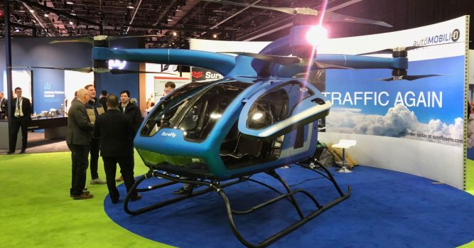 SureFly Octocopter pitched in Detroit as the drone anyone can fly 4
