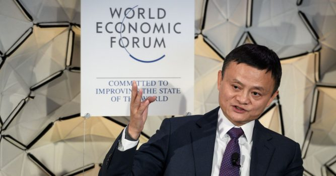 Alibaba's Jack Ma suggests technology could result in a new world war 5